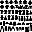 Clothing — Stock Vector #2054979