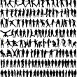 Big Collection - Man / Boy - Stock Vector