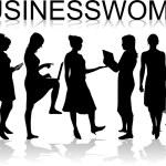 Businesswomen — Stock Vector