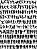 Big Collection - Man / Boy — Stockvector