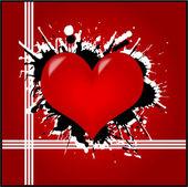 Valentines background — 图库矢量图片
