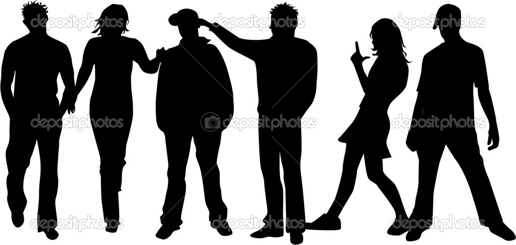 Silhouette  Stock Vector #2066835