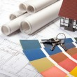 Your Home Project — Stock Photo