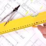 Architect planing — Stock Photo