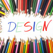 Stock Photo: Design Concept!