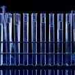 Test Tubes witch fluid — Stock Photo