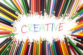 Creative Concept — Stock Photo
