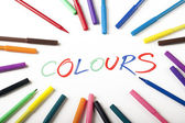 Colours! — Stock Photo