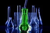 Sihirli flask — Stok fotoğraf