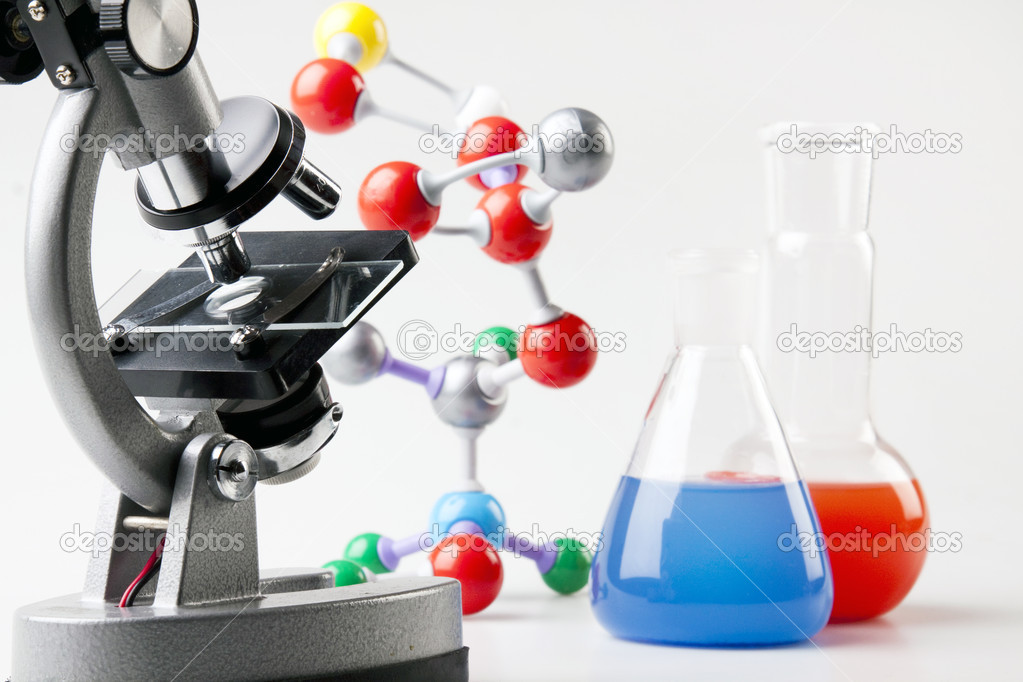 Laboratory Equipment — Stock Photo #2063043