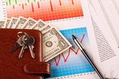 Finances — Stock Photo