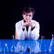 Female Scientist — Foto de Stock