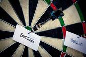 éxito! — Foto de Stock