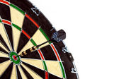 Dartboard Concept — Stock Photo