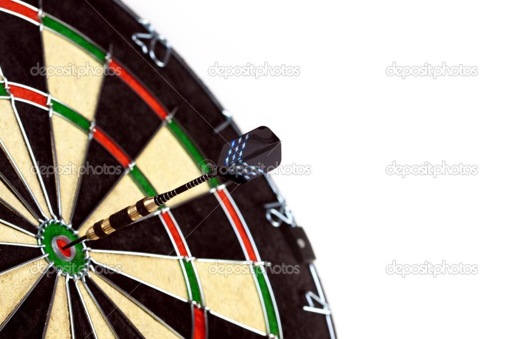 Dart / bullseye concept — Stock Photo #2430554