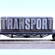 Transport concept - Stock Photo