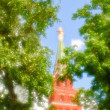 Royalty-Free Stock Photo: Tower of Moscow Kremlin