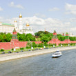 Architecture- Moscow Kremlin — Stock Photo