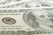 Dollar- us money — Stock Photo