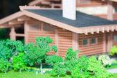 Huset — Stockfoto