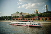 River cruises — Stock Photo