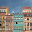 Warsaw Old Town — Stock Photo #2105390