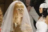 时尚婚礼 — 图库照片
