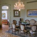 Living room in the Casa Mila — Stock Photo #2305236
