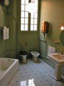 Bathroom in the Casa Mila — Stock Photo