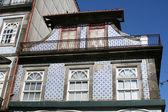 Old house Porto — Stock Photo