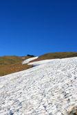 Las montañas sierra nevada, españa — Foto de Stock
