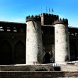 Aljaferia Palace in Zaragoza — Stock Photo