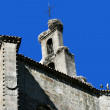 The church in Avila — Stock Photo