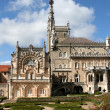 Stock Photo: Bussaco Palace