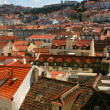Roofs of Lisbon — Stock Photo