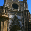 Seville Cathedral — Stock Photo #2317836