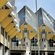 Architecture in Rotterdam — Foto de Stock