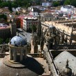 View from  La Giralda Tower — Stock Photo