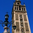 The Giralda in Seville — 图库照片