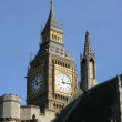 Stock Photo: Big Ben clock tower in London