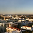 Modern Tallinn, Estonia — Stock Photo