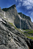 The Grindelwald Glacier — Stockfoto