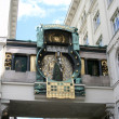 Astronomical clock Vienna — Stock Photo