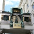 Astronomical clock Vienna — Stock Photo #2518451