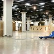 Stock Photo: Empty exhibition hall underground
