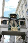 Astronomical clock Vienna — Stock Photo