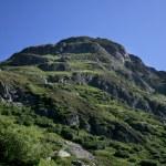 Switzerland mountains — Stock Photo