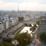 Romantic Paris, France — Stock Photo #2579325