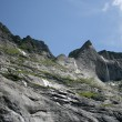 The Grindelwald Glacier - Stock Photo