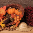 Fall Still Life - Stock Photo